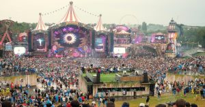 Main Stage Tomorrowland