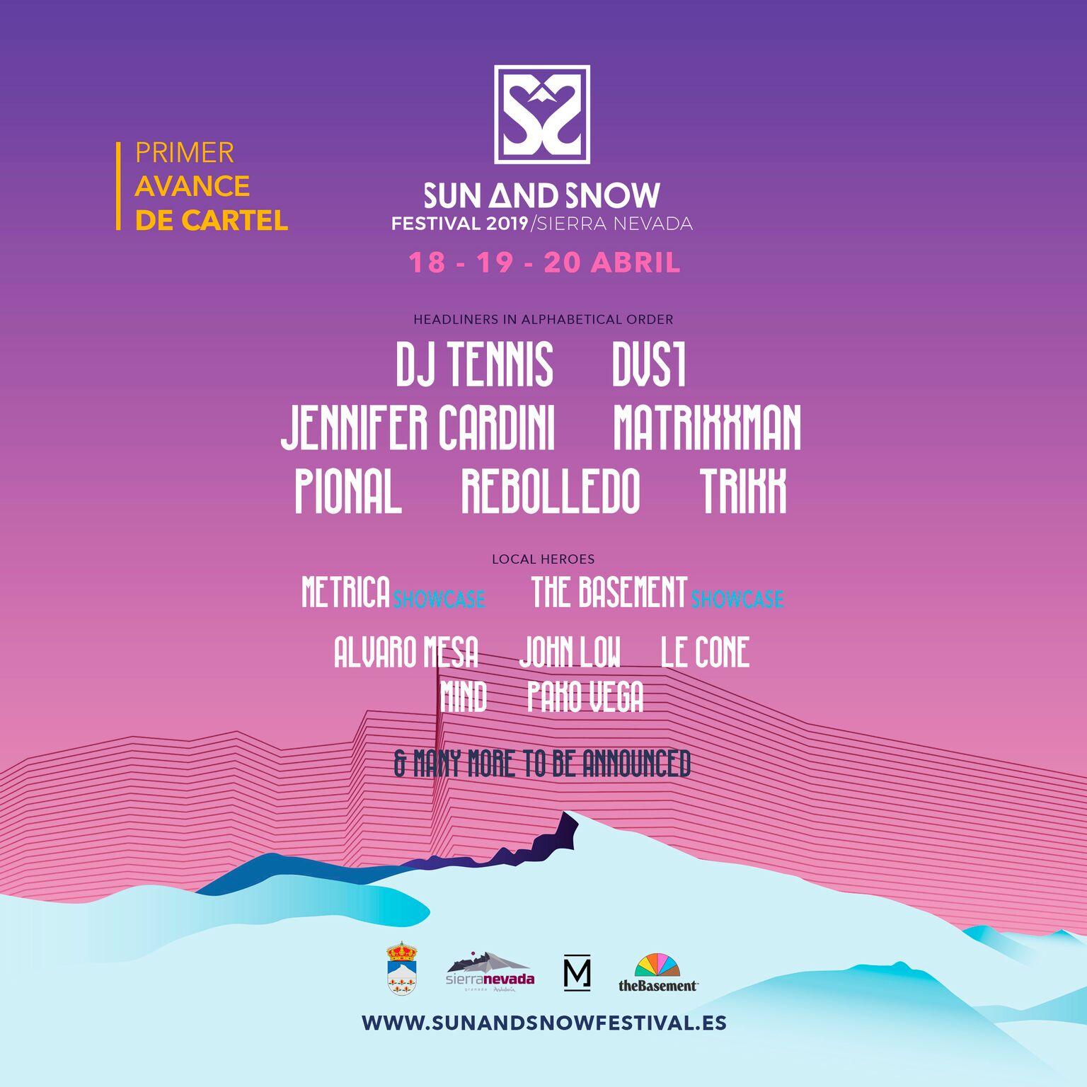 Avance Cartel Sun&Snow Festival