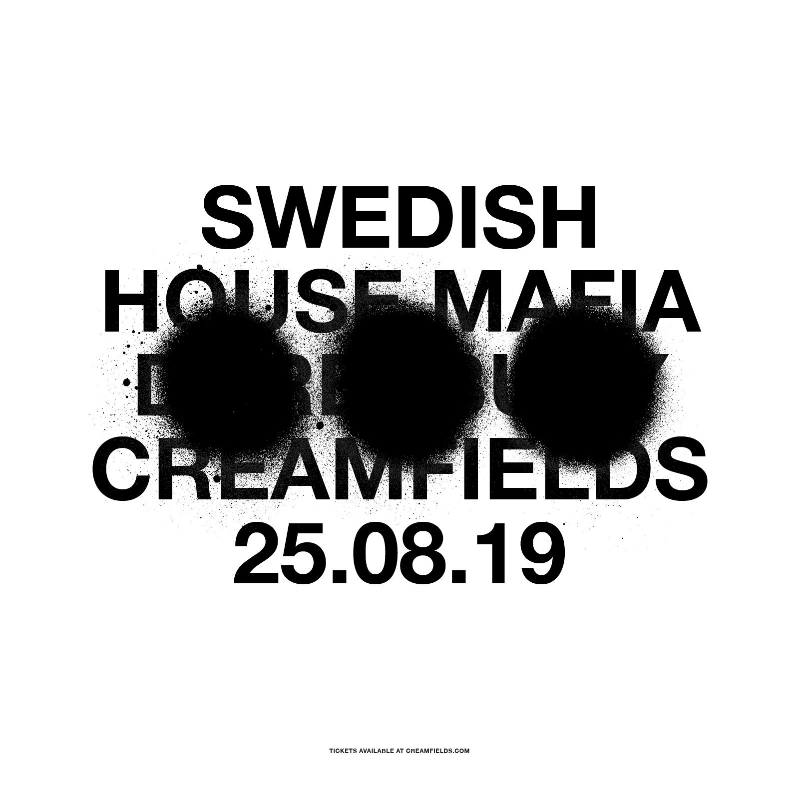 SHM x Creamfields