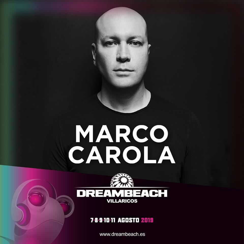 Marco Carola Dreambeach
