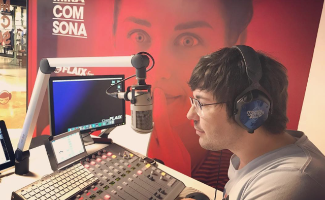 Marsal ventura en Flaix FM